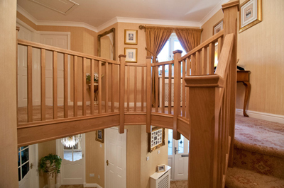 oak staircase price